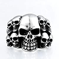 Skull Ring For Man