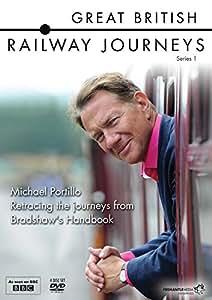 Great British Railway Journeys - Series 1 BBC [DVD] [2010]