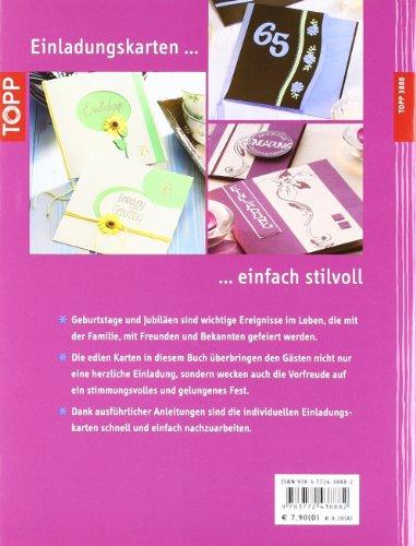 Geburtstage und Jubiläen: Die schönsten Einladungskarten zum besonderen Anlass - 2