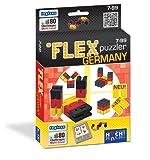 Huch & Friends 878465 - Flex Puzzler Germany, Geschicklichkeitsspiel