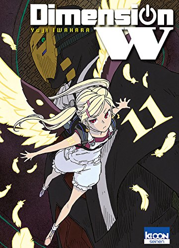 Dimension W Edition simple Tome 11