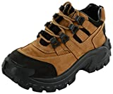 #2: LeatherKraft Men's Leather Trekking Boots