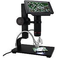 Andonstar 12,7cm écran 1080p microscope numérique HDMI microscope pour réparation de circuit à souder Outil Adsm302