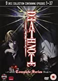 Death Note: Complete Series [9 DVDs] [UK Import]