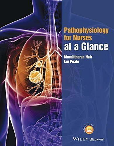 Pathophysiology for Nurses at a Glance (At a Glance (Nursing and Healthcare)) by Muralitharan Nair (2015-04-20)