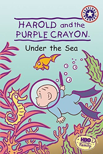 Harold and the Purple Crayon: Under the Sea (Festival Readers) by Liza Baker (2003-09-16)