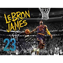 Tri-Seven Entertainment Póster de Lebron James Cleveland Cavaliers impresión fotográfica ...