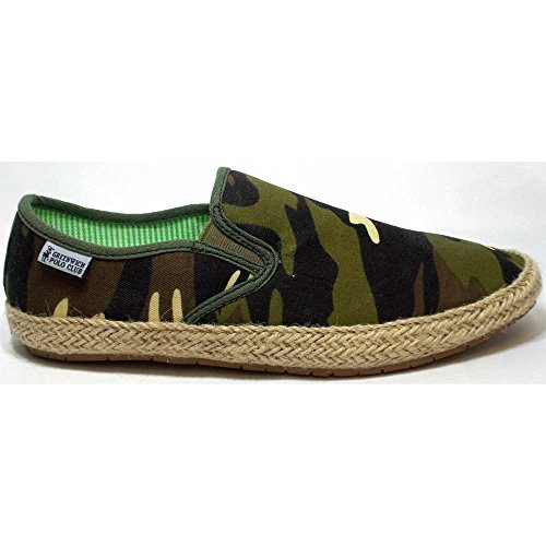 Greenwich Polo Club uomo 0778 - Sneaker PP518112 camouflage