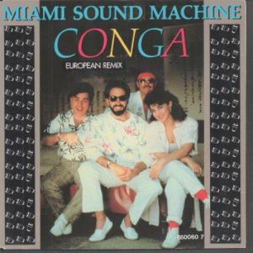 Conga (European Remix) / Mucho Money (+ Product Fact) [Vinyl Single]