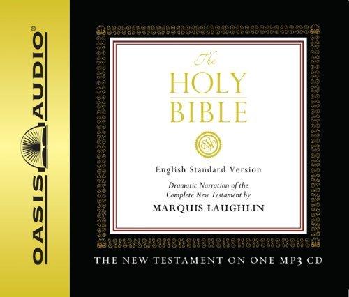ESV Bible - New Testament by Crossway Books - Mp3 Esv