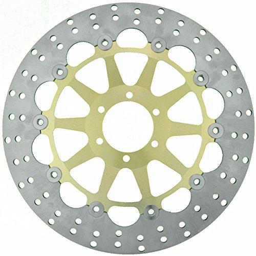 MetalGear Bremsscheibe vorne L/R für Benelli 2 UE 750 2008 - 2009 mit ABE