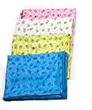 PEUBUD Kids and Adults PVC Plastic Water Proof Protector Sheet/Cover/Mattress