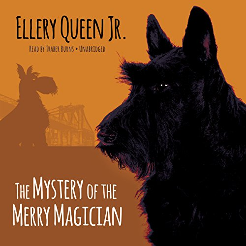 The Mystery of the Merry Magician  Audiolibri