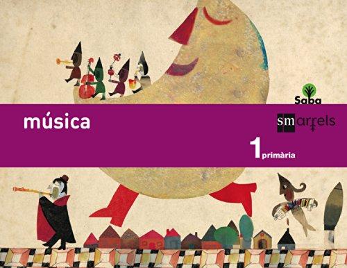 Música. 1 Primària. Saba - 9788467570779