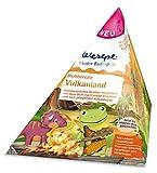 tetesept Blubbersalz Vulkan Land, 5er Pack (5 x 50 g)
