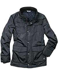 3cc33454f BMW Genuine Mens Jacket Coat Lightweight Wind & Water Repellent in Blue &  Black