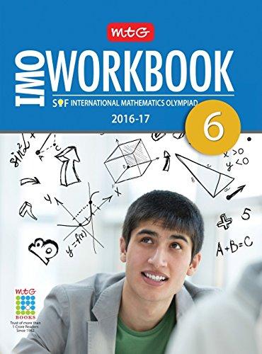 MTG International Mathematics Olympiad (IMO) Work Book - Class 6