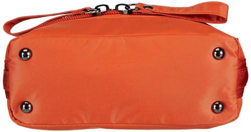 Sansibar Arnon B-930 AN 66, Damen Schultertaschen 21x25x5 cm (B x H x T) Orange (pumpkin)