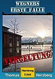 Vergeltung (Wegners erste Fälle): Hamburg Krimi (German Edition)