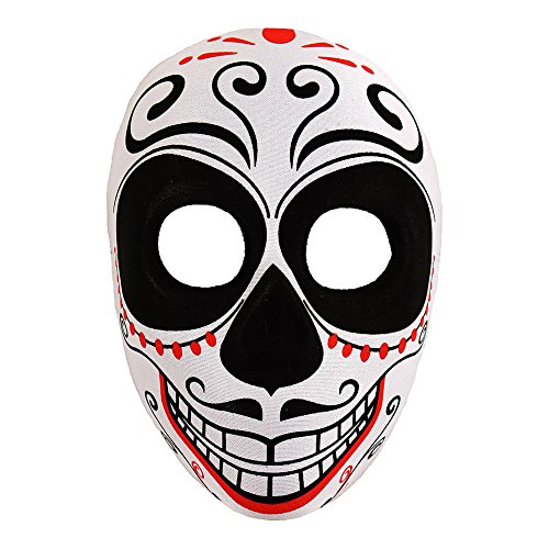 ad Skeleton Face Mask Halloween Accessory ()