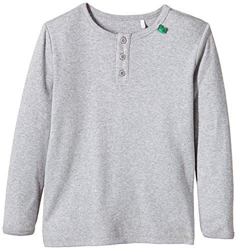 Fred's World Jungen T-Shirt Alfa Granny Noos Grau (Pale greymarl 207670000)