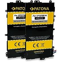 """2x Bateria SP3770E1H para Samsung Galaxy Note 8.0 8"""" GT-N5100 GT-N5110 GT-N5120 N5100 N5110 N5120 conjunto de herramientas incluyendo"""
