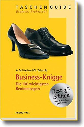 Business-Knigge: Die 100 wichtigsten Benimmregeln (Taschenguide)