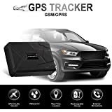 Localizador antirobo GPS, localizador impermeable en tiempo real con batería de 120 dias en reposo, GSM/GPRS. Localizador de coches, motos, vehículos