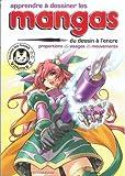 Lire le livre Apprendre dessiner les mangas gratuit