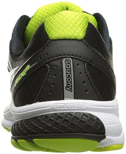Saucony , Chaussures de course pour homme noir Schwarz Schwarz