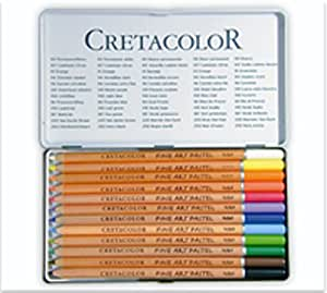 Cretacolor Fine Art Pastel Pencil Set Of 12