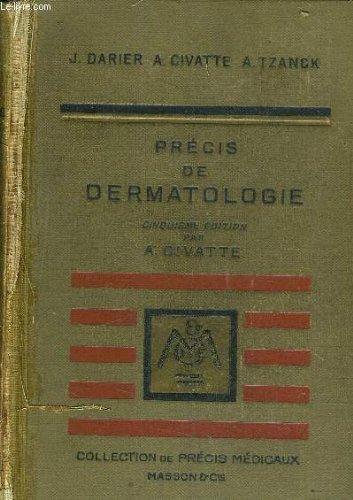PRECIS DE DERMATOLOGIE.
