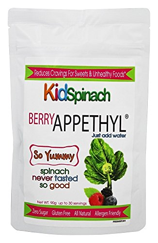 ProSpinach - Bacca di Appethyl KidSpinach - 90Grammi
