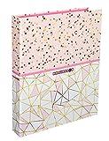 Undercover MAMO0310 Ringbuch A4, Marshmallow