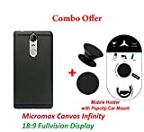 Best Infinity Car Phone Holders - Goelectro (COMBO OFFER ) Micromax Canvas Infinity Review