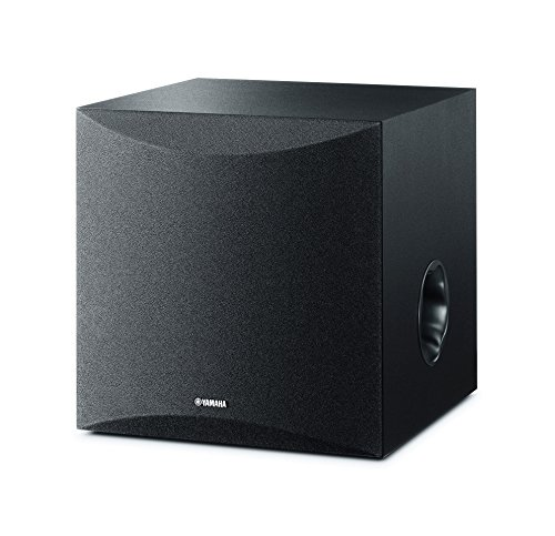 Yamaha 100W Active Sub Woofer NS-SW050 (Black)