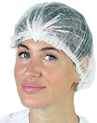 300Kopfhörer Cap Arbeit Weiß Chef Baske Kopfbedeckung Lebensmittel Koch Küche