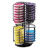 "Xavax ""Rondello"" Coffee Capsule Rack for Tassimo - Black"