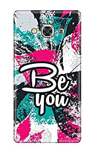 SWAGMYCASE Printed Back Cover for Samsung Galaxy J3 Pro