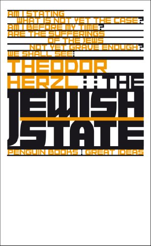 The Jewish State (Penguin Great Ideas) (English Edition)