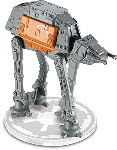 Hot Wheels Star Wars Rogue One Imperial At-Act Cargo Walker mit Aufsteller