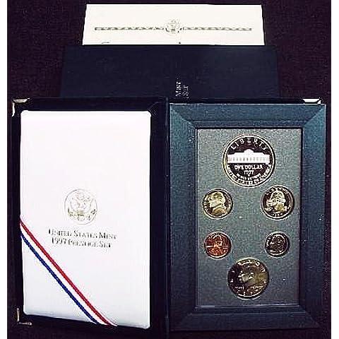 1997 US Mint Prestige Proof Set 6