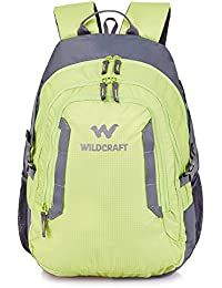 Wiki Daypack 36 liters Green Casual Backpack (8903338042310)