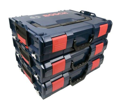 Preisvergleich Produktbild Bosch L-BOXX Größe 1 Sortimo 102 - 3er Set