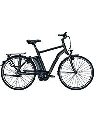 E-Bike Kalkhoff Select i8 ES 17.5 Ah 28 Zoll 8G Herren Freilauf atlasgrey matt