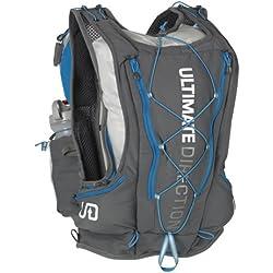 Ultimate Direction PB Adventure Vest - Mochila, Color Gris, Talla S/M