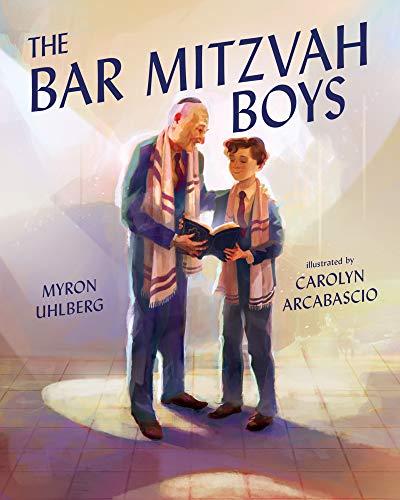 The Bar Mitzvah Boys (English Edition)