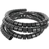 Bobine organisateur de câbles 30m noir