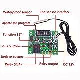 #5: Robocraze W1209 -50~100 digital temperature controller thermostat