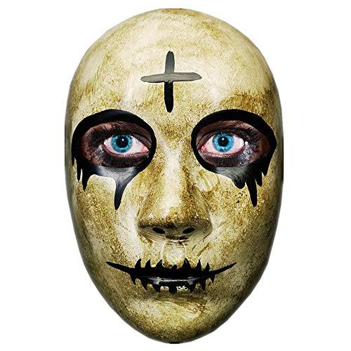 CCUFO Máscara Cruzada máscara Dios Disfraz Halloween